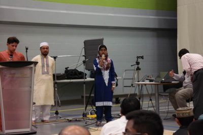 Quran Recitation Competition 2014